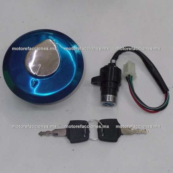 Switch Completo Motocarro Dazon 200