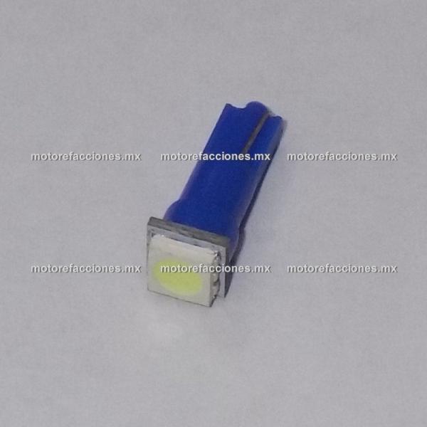 Foco Pellizco Blanco Hiper-LED 12v - (Blister 2 pzas)
