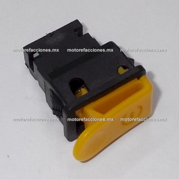 Boton de Encendido - Italika AR110 / AT110 RT / AT110 RT con Led / XT110 RT II