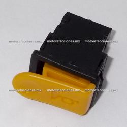 Boton de Claxon - Italika AR110 / AT110 RT / AT110 RT con Led / XT110 RT II