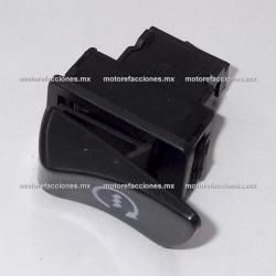 Boton de Encendido - Italika D125 / X125 / AT110 Roja / X110