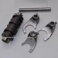 SIN-006 - Sincronizador – Italika 125Z / 150SZ / 150Z / 170Z / 250Z / DM150 / DT125 / DT150 - (con Tope)