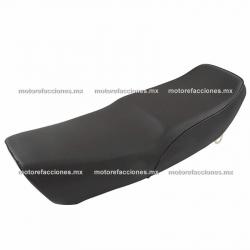 Asiento Italika FT125 (Negro)