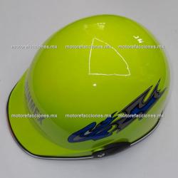 Casco Cachucha WL180 (verde)