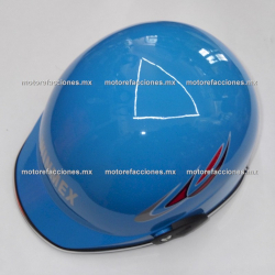Casco Cachucha WL180 (azul claro / cyan)