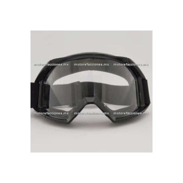 Goggles Deportivos BOOM (transparentes)