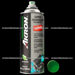 Lubricante p/ Cadena de Moto Akron (545ml)