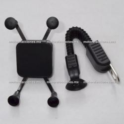 Soporte Celular Araña para Moto - (para espejo de moto)