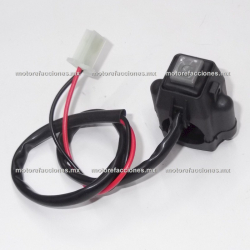 "Boton (ON/OFF) Interruptor Moto / Faros Auxiliares - 7/8"" (22mm)"