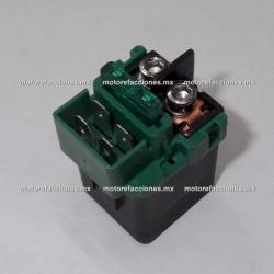 Bobina de Arranque c/ Fusible - (conector macho 4 Pines) Honda Cargo150