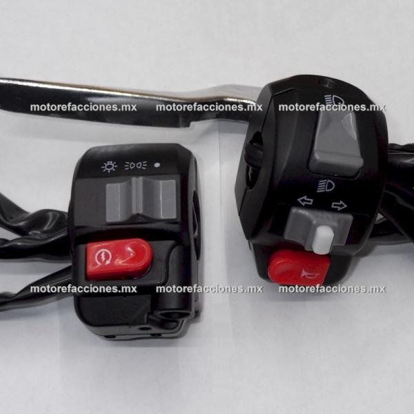 Mandos Yamaha BWS125 - (2 piezas)