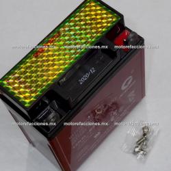 Bateria 12N5-3B Gel (12V-5Ah) - - - Italika AT110 / XT110 - Yamaha YBR / FZ16