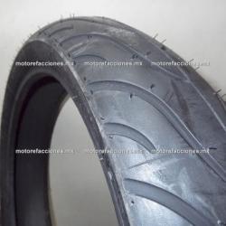 Llanta Michelin 110/70-17 - (6 capas) - Pista / Ciudad - Italika DM150