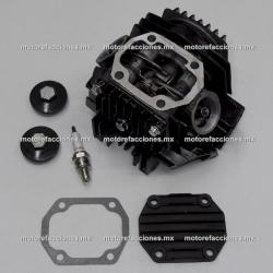 Cabeza de Cilindro Italika FT110 (Negro)