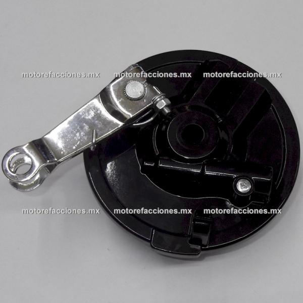 Porta Balata Delantero Italika FT125 / DT125 / FT150 S / FT150 TS / XFT125 / FT125 Sport - Balata Chica - Negro