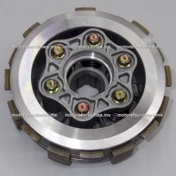 Platos Completos de Clutch - Motocarro Dazon 200 - Vento Rebellian 200 - Italika EX200 / RT200 / DM250 / 250Z