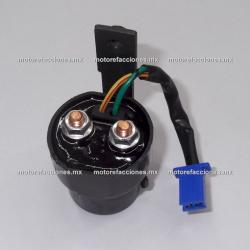 Bobina de Arranque (conector hembra) - Bajaj Boxer 150 / BM150