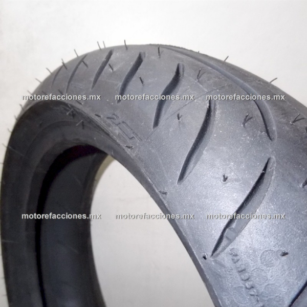 Llanta Michelin 130/60-13 53P - (Pista / Ciudad)