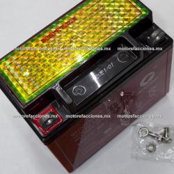 Bateria 12N7-3B Gel (12V-7Ah) - - - Italika FT150 / RC150 / ATV 150