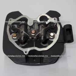 Cabeza de Cilindro Italika FT180 / RT180 / Fiera - Completa