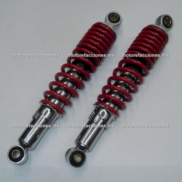 Amortiguadores Traseros - Italika 125Z (par)