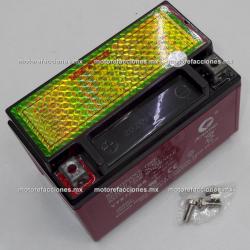 Bateria YTX7A-BS Gel (12V-7Ah) - - - Motonetas Italika y 250Z / RT250 - Phantom – Adventure – Vento Rebelian 150