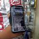 """Soporte Celular / GPS contra Agua y Cargador USB para Moto - 7"""" - (para espejo de moto)"""