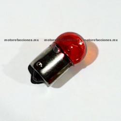 Foco Direccionales / Faro Auxiliar (rojo) 12v10w