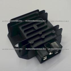Regulador 5 Puntas macho - Yamaha FZ16 2.0 - TIPO ORIGINAL (OEM)