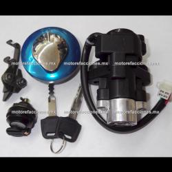 Switch con Llave para Italika TC200