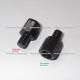 Adaptadores para Espejos (8mm a 10mm) - Cuerdas Derechas - (Par)