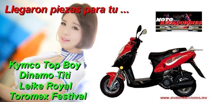 Titi Royal Festival Top Boy